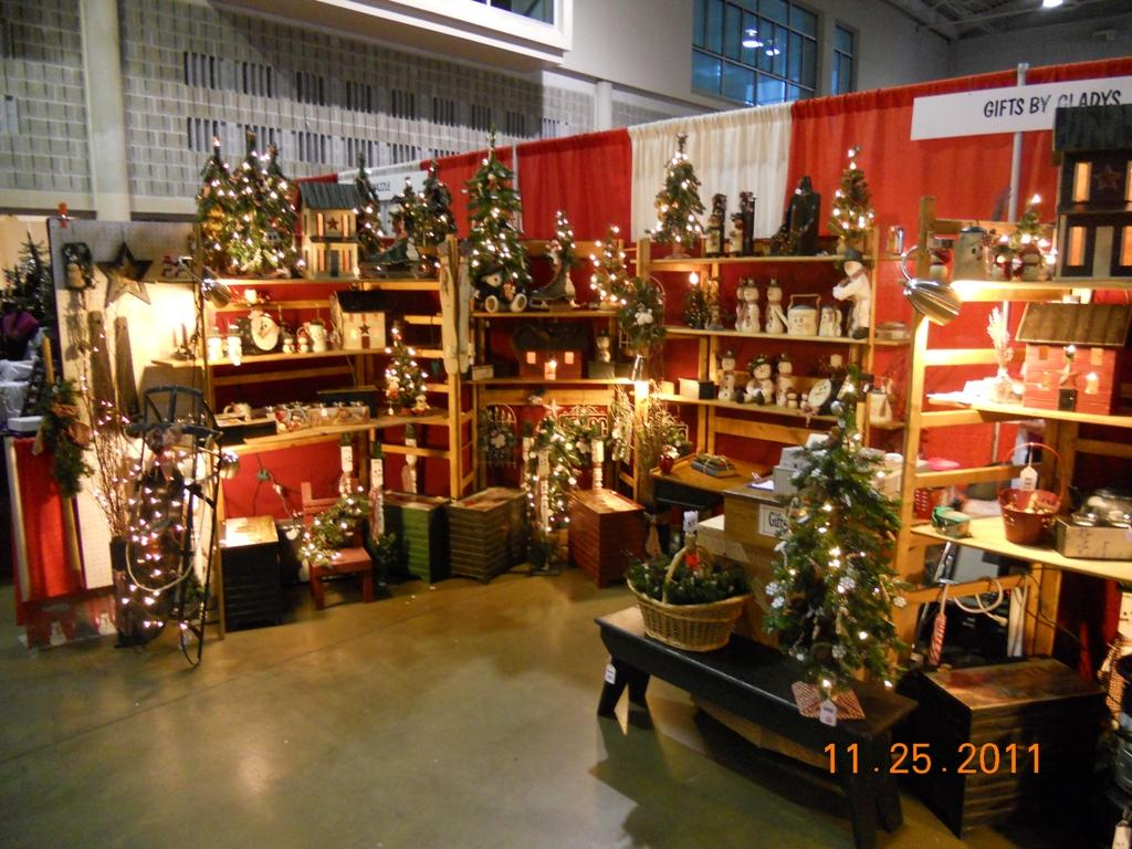 Country craft show